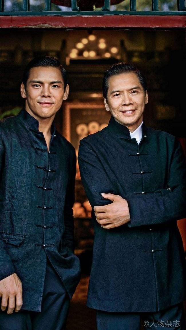 Con trai ông trùm xã hội đen Hong Kong thừa nhận yêu tình cũ của Phùng Thiệu Phong - Ảnh 5.