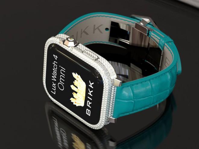 Cần tới 34 người, 80 giờ chế tác để tạo ra chiếc Apple Watch nạm kim cương trị giá 1,7 tỷ này - Ảnh 5.