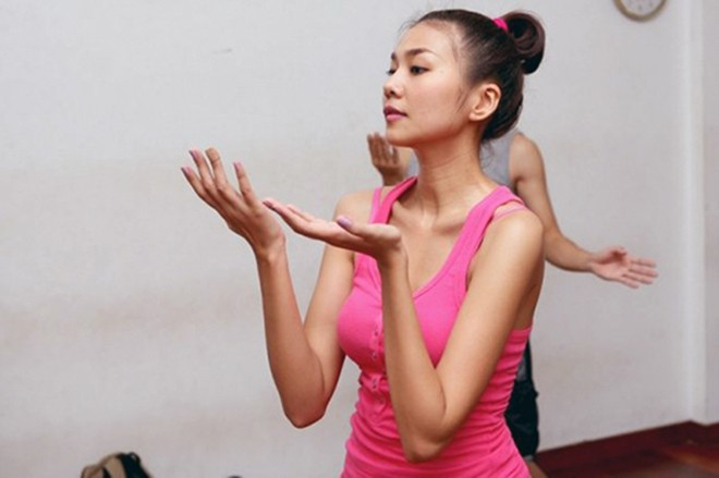 Ngắm mặt mộc không son phấn của dàn Hoa hậu Việt tuổi Hợi - Ảnh 4.