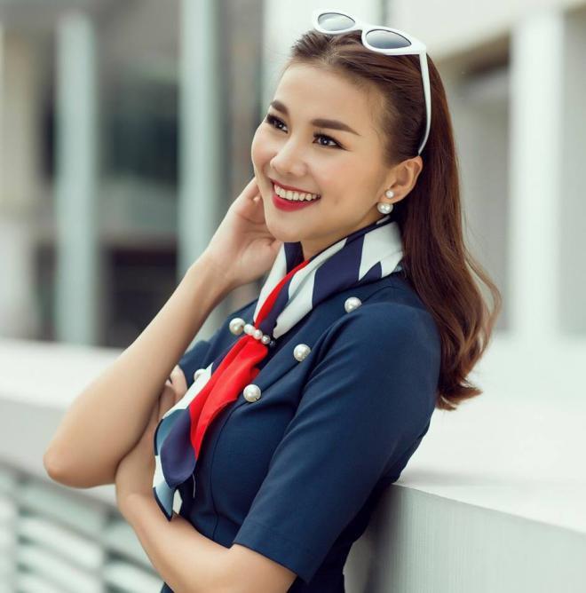 Ngắm mặt mộc không son phấn của dàn Hoa hậu Việt tuổi Hợi - Ảnh 2.
