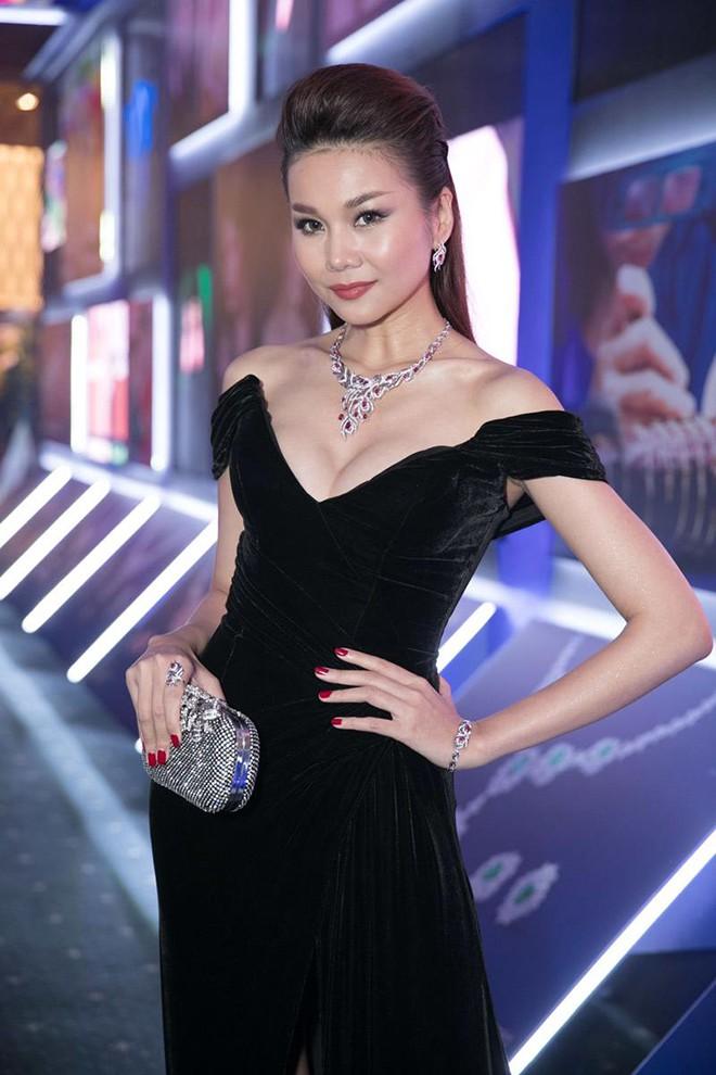 Ngắm mặt mộc không son phấn của dàn Hoa hậu Việt tuổi Hợi - Ảnh 3.