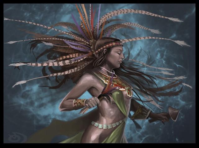 6 nữ thần đại diện cho tình yêu và sắc đẹp trong thần thoại khiến biết bao đàn ông trồng cây si - Ảnh 1.