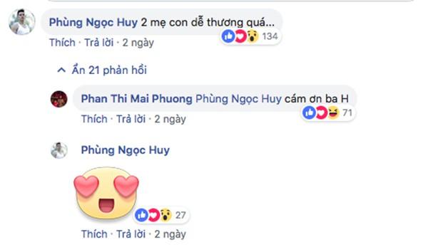 Cách ứng xử của Mai Phương và bạn trai cũ trên mạng xã hội gây chú ý - Ảnh 3.