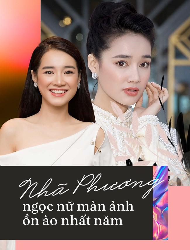 1 năm sự nghiệp của Nhã Phương: Ngọc nữ màn ảnh bị thị phi bủa vây, thăng hạng vượt bậc nhờ scandal tình ái - Ảnh 1.