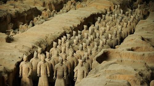 Khám phá cố đô Tây An với di sản chiến binh đất nung nổi tiếng ở Trung Quốc - Ảnh 1.