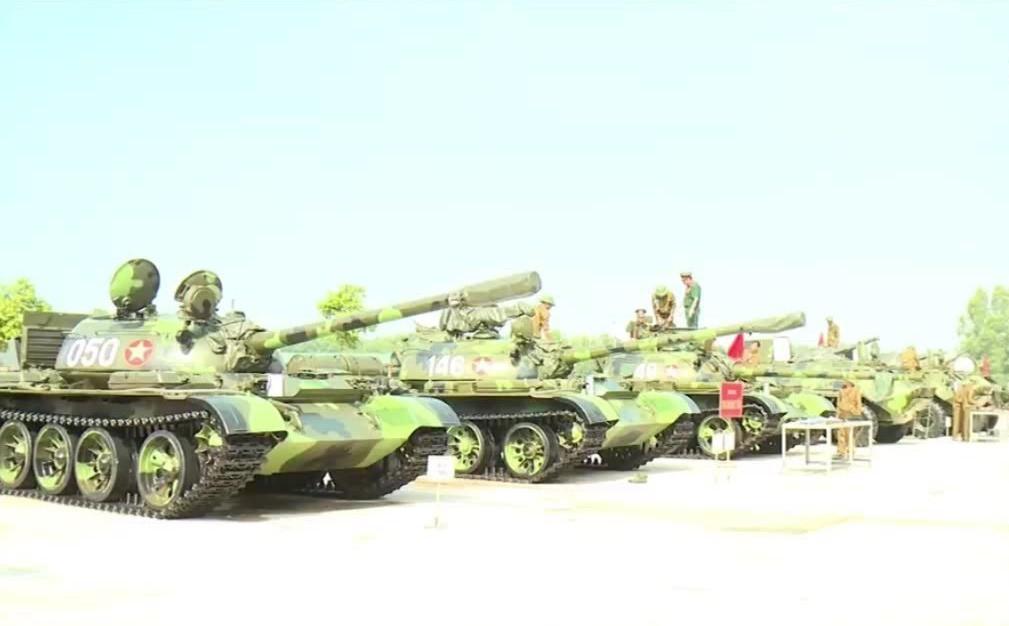 Cuộc hành quân thần tốc đầy bão tố của Lữ đoàn xe tăng 203: Tiêu diệt Khơ me Đỏ