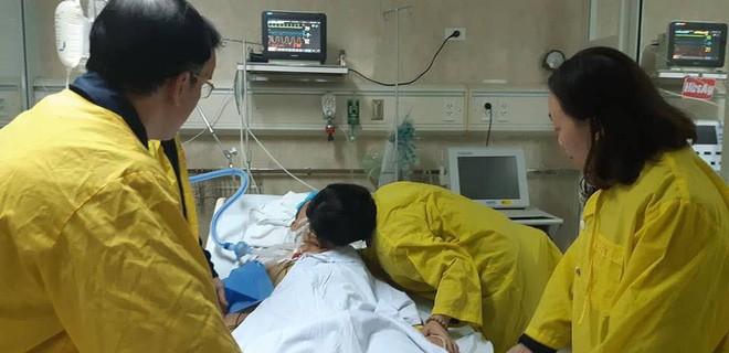 Truy tặng huy chương cho người đàn ông Ninh Bình hiến 7 mô/tạng cứu 6 người - Ảnh 2.