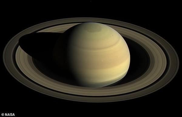 Một ngày trên sao Thổ dài bao lâu? - Ảnh 1.