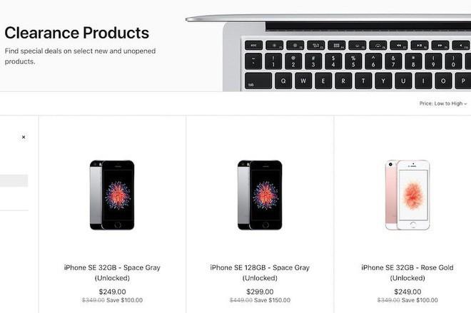 Apple xả kho iPhone SE với giá hấp dẫn: Giảm 100 USD cho bản 32GB và 150 USD cho bản 128GB - Ảnh 3.
