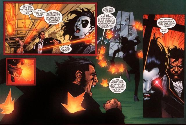 Giải mã năng lực may mắn độc nhất vô nhị của cô nàng Domino trong Deadpool 2 - Ảnh 1.
