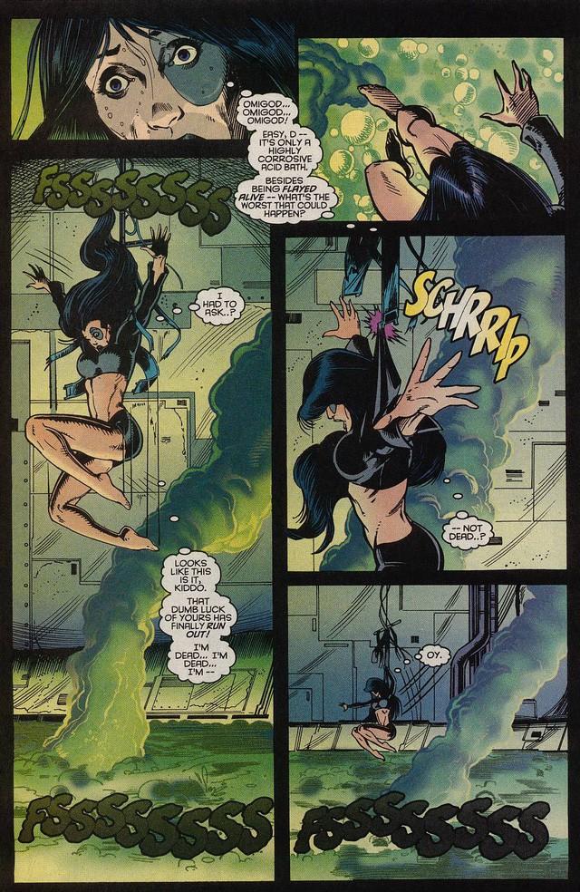 Giải mã năng lực may mắn độc nhất vô nhị của cô nàng Domino trong Deadpool 2 - Ảnh 3.