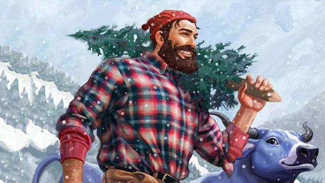 6 người khổng lồ mạnh mẽ nổi tiếng trong truyền thuyết, cái tên cuối cùng là anh hùng của nước Mỹ - Ảnh 7.