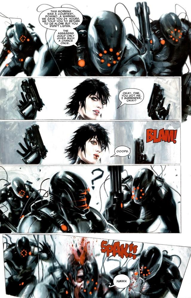 Giải mã năng lực may mắn độc nhất vô nhị của cô nàng Domino trong Deadpool 2 - Ảnh 6.