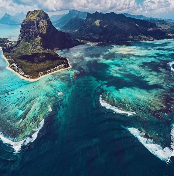 Chùm ảnh: Những mảnh đất đẹp không tưởng khiến bạn ngỡ như đang lạc vào thế giới khác - Ảnh 8.