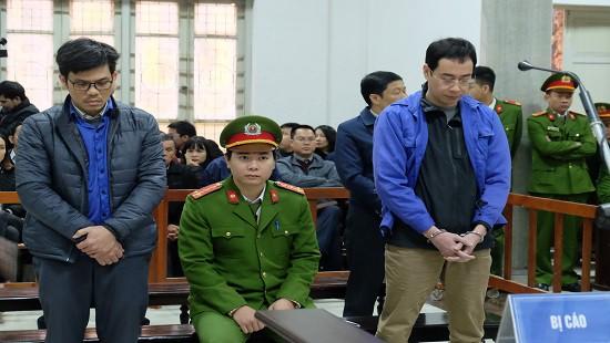 Dàn lãnh đạo Công ty Lọc hóa dầu Bình Sơn hầu tòa - Ảnh 3.