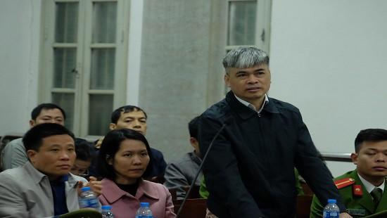 Dàn lãnh đạo Công ty Lọc hóa dầu Bình Sơn hầu tòa - Ảnh 5.