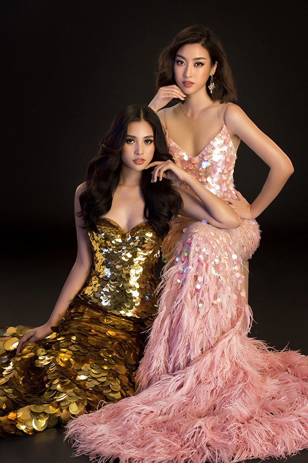 Hoa hậu Tiểu Vy ngày càng chuộng mốt gợi cảm - Ảnh 12.