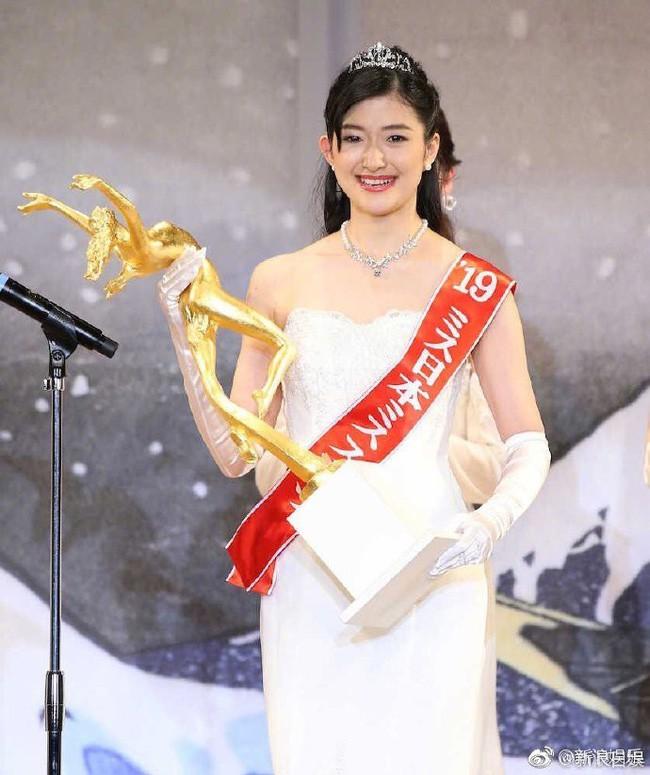 Tân Hoa hậu Nhật Bản 2019: Học vấn siêu đỉnh gây choáng, nhưng nhan sắc vẫn là điều gây tranh cãi - Ảnh 2.
