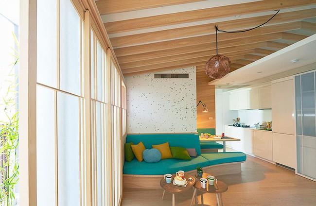 Chàng trai quyết rời nhà bố mẹ, dọn ra ở riêng trong căn hộ nhỏ xinh theo phong cách Nhật - Ảnh 1.