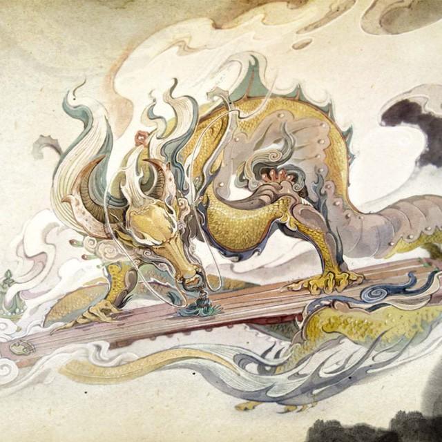 Long Sinh Cửu Phẩm: 12 linh thú sở hữu sức mạnh kinh thiên động địa trong truyền thuyết Trung Hoa (Phần 1) - Ảnh 1.