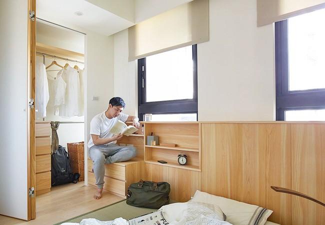 Chàng trai quyết rời nhà bố mẹ, dọn ra ở riêng trong căn hộ nhỏ xinh theo phong cách Nhật - Ảnh 11.