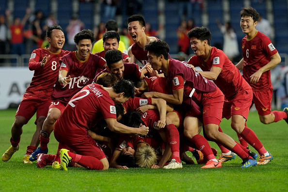Tuyển Việt Nam từ nay trở đi sẽ là niềm cảm hứng cho bất cứ giải đấu nào - Ảnh 4.