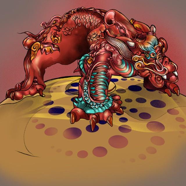 Long Sinh Cửu Phẩm: 12 linh thú sở hữu sức mạnh kinh thiên động địa trong truyền thuyết Trung Hoa (Phần 1) - Ảnh 4.