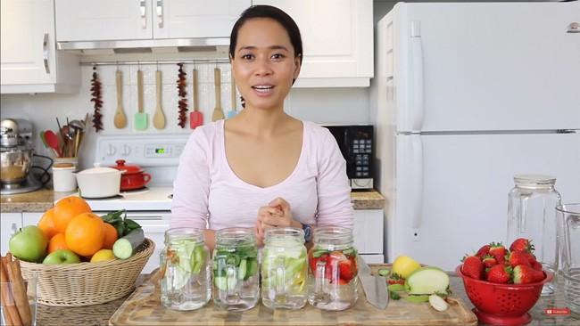 Thực đơn 10 ngày ăn sạch giúp giảm mỡ bụng, thanh lọc cơ thể của cô gái Việt nhưng là bà nội trợ kiểu Mỹ - Ảnh 32.