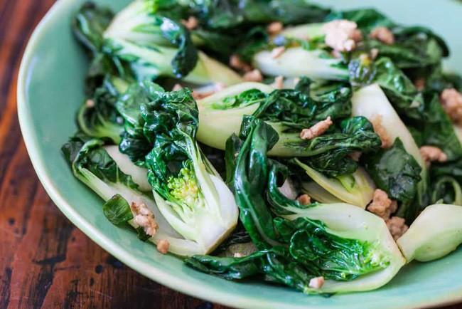 Bất ngờ với những công dụng siêu tuyệt vời của rau cải chíp, tốt cho cả người trẻ lẫn người già - Ảnh 5.