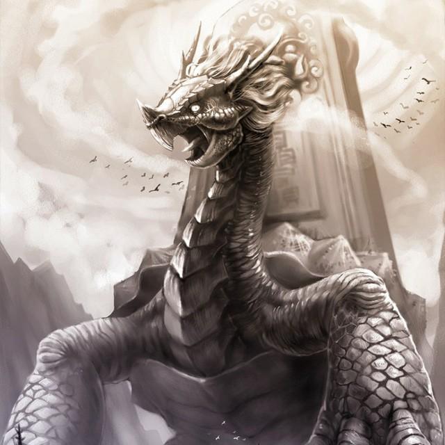 Long Sinh Cửu Phẩm: 12 linh thú sở hữu sức mạnh kinh thiên động địa trong truyền thuyết Trung Hoa (Phần 1) - Ảnh 6.
