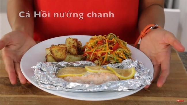 Thực đơn 10 ngày ăn sạch giúp giảm mỡ bụng, thanh lọc cơ thể của cô gái Việt nhưng là bà nội trợ kiểu Mỹ - Ảnh 57.