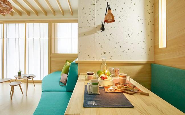 Chàng trai quyết rời nhà bố mẹ, dọn ra ở riêng trong căn hộ nhỏ xinh theo phong cách Nhật - Ảnh 9.