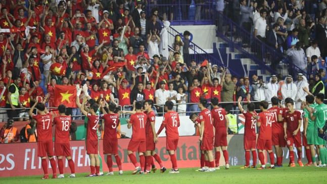CĐV Hàn Quốc ngưỡng mộ: Dù thua nhưng cách ĐT Việt Nam thi đấu đủ làm NHM của họ tự hào - Ảnh 1.