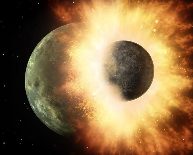 Nghiên cứu mới: Thành phần tạo nên sự sống trên Trái Đất tới từ hành tinh khác - Ảnh 1.