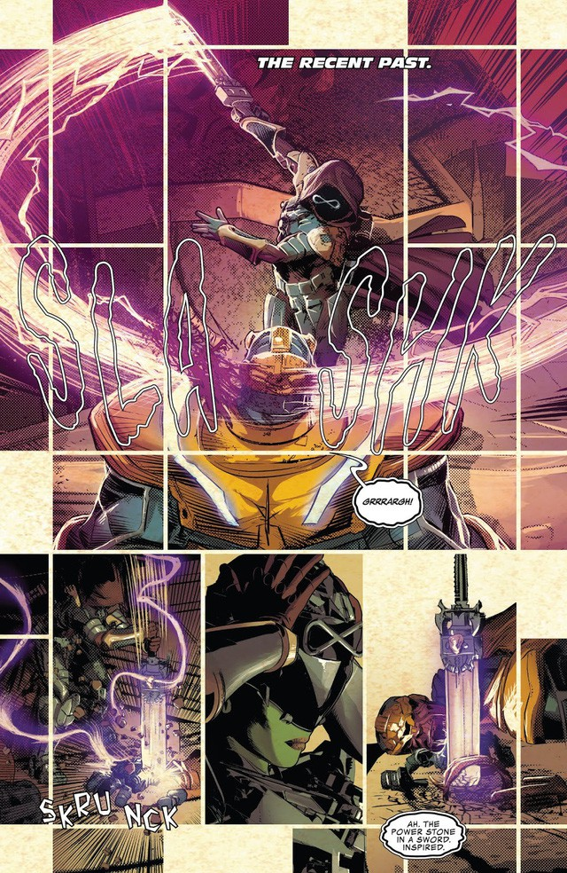 Giống Vua Hải Tặc trong One Piece, Thanos đã mở ra một kỷ nguyên vũ trụ mới với di chúc của chính mình trước khi chết - Ảnh 1.