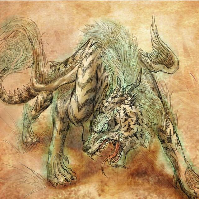 Long Sinh Cửu Phẩm: 12 linh thú sở hữu sức mạnh kinh thiên động địa trong truyền thuyết Trung Hoa (Phần 2) - Ảnh 1.