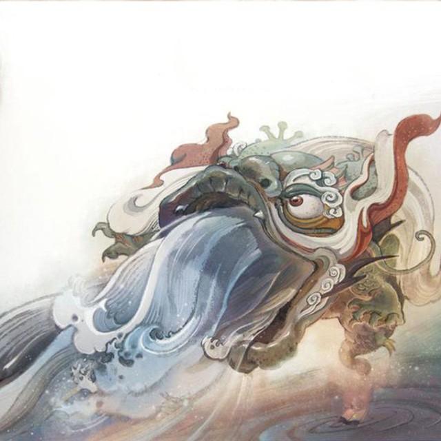 Long Sinh Cửu Phẩm: 12 linh thú sở hữu sức mạnh kinh thiên động địa trong truyền thuyết Trung Hoa (Phần 2) - Ảnh 3.