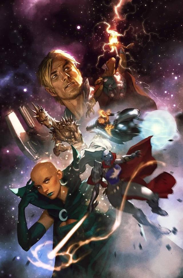Giống Vua Hải Tặc trong One Piece, Thanos đã mở ra một kỷ nguyên vũ trụ mới với di chúc của chính mình trước khi chết - Ảnh 7.