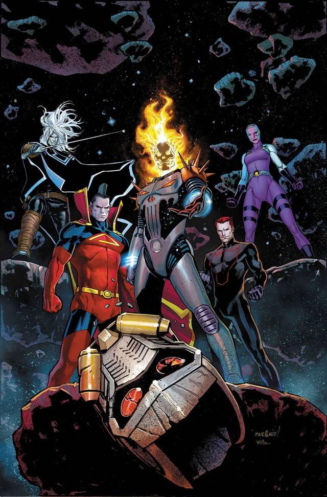 Giống Vua Hải Tặc trong One Piece, Thanos đã mở ra một kỷ nguyên vũ trụ mới với di chúc của chính mình trước khi chết - Ảnh 9.