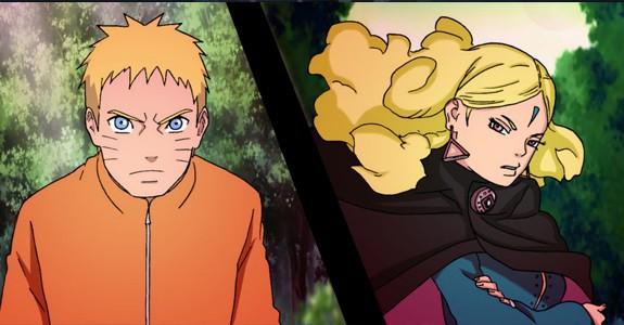 Sốc: Giao chiến với ác nữ Delta, Naruto gục ngã và bị đâm xuyên bụng trong Boruto 31 - Ảnh 2.