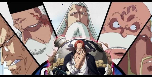 One Piece: Sau tất cả Shanks chính là người có mức truy nã cao nhất trong các Tứ Hoàng? - Ảnh 4.