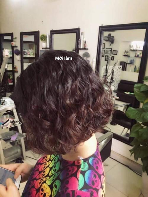 Gửi trọn niềm tin cho thợ cắt tóc, cô gái câm nín ngay khi nhìn thấy thành phẩm - Ảnh 9.