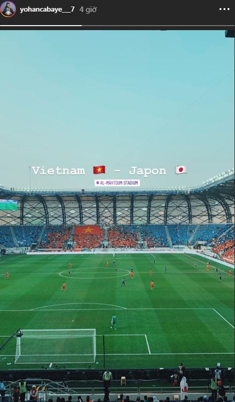 Sau tin nhắn cho Quang Hải, Á quân Euro 2016 đến tận nơi xem ĐT Việt Nam đấu Nhật Bản - Ảnh 1.