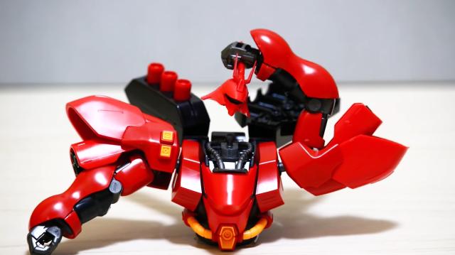 Loạt video chế robot Gundam tự lắp ráp như Transformer quá thú vị, đủ sức đốn tim fan ngay lập tức - Ảnh 3.