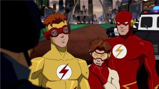"""Bàn luận: Các siêu anh hùng Speedster của DC liệu có thực sự sẽ """"hết xăng"""" khi ở vũ trụ Marvel? - Ảnh 1."""