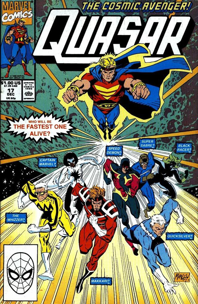 """Bàn luận: Các siêu anh hùng Speedster của DC liệu có thực sự sẽ """"hết xăng"""" khi ở vũ trụ Marvel? - Ảnh 2."""