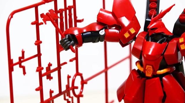 Loạt video chế robot Gundam tự lắp ráp như Transformer quá thú vị, đủ sức đốn tim fan ngay lập tức - Ảnh 4.