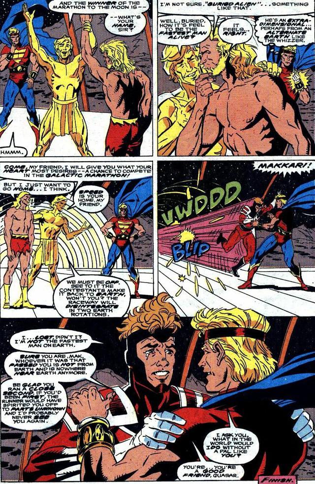 """Bàn luận: Các siêu anh hùng Speedster của DC liệu có thực sự sẽ """"hết xăng"""" khi ở vũ trụ Marvel? - Ảnh 3."""