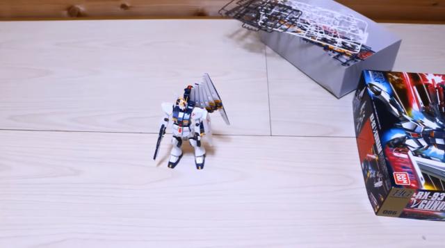 Loạt video chế robot Gundam tự lắp ráp như Transformer quá thú vị, đủ sức đốn tim fan ngay lập tức - Ảnh 7.