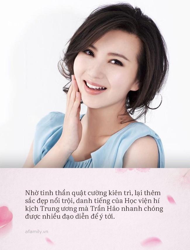 Trần Hảo: Nàng Điêu Thuyền đẹp nhất màn ảnh Hoa ngữ dù vạn người mê vẫn chỉ cần một người ở bên là đủ - Ảnh 2.